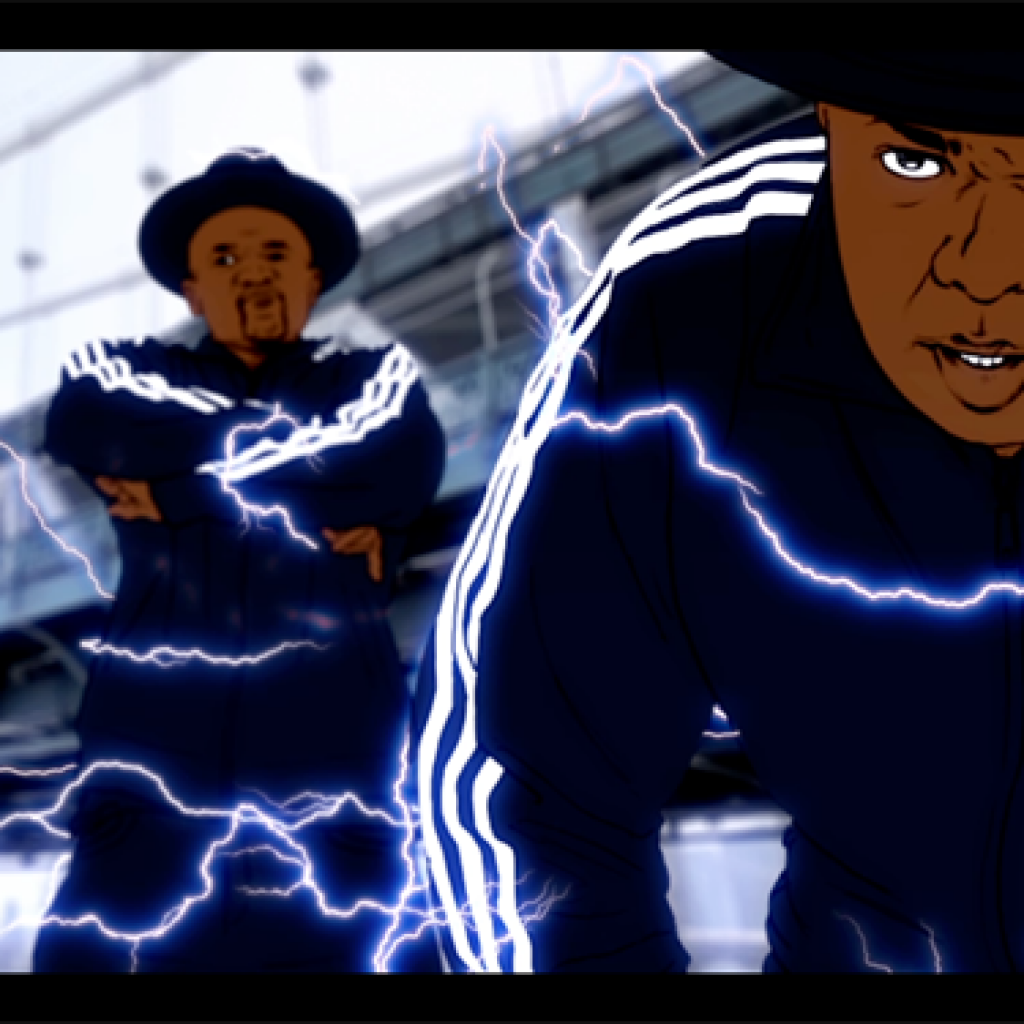 Adidas Originals Run-DMC hosting and CDN