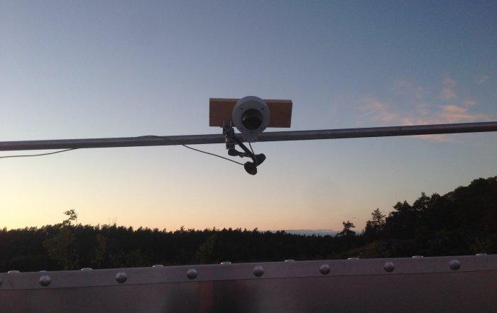 Kamera från Axis för livestreaming över 4G