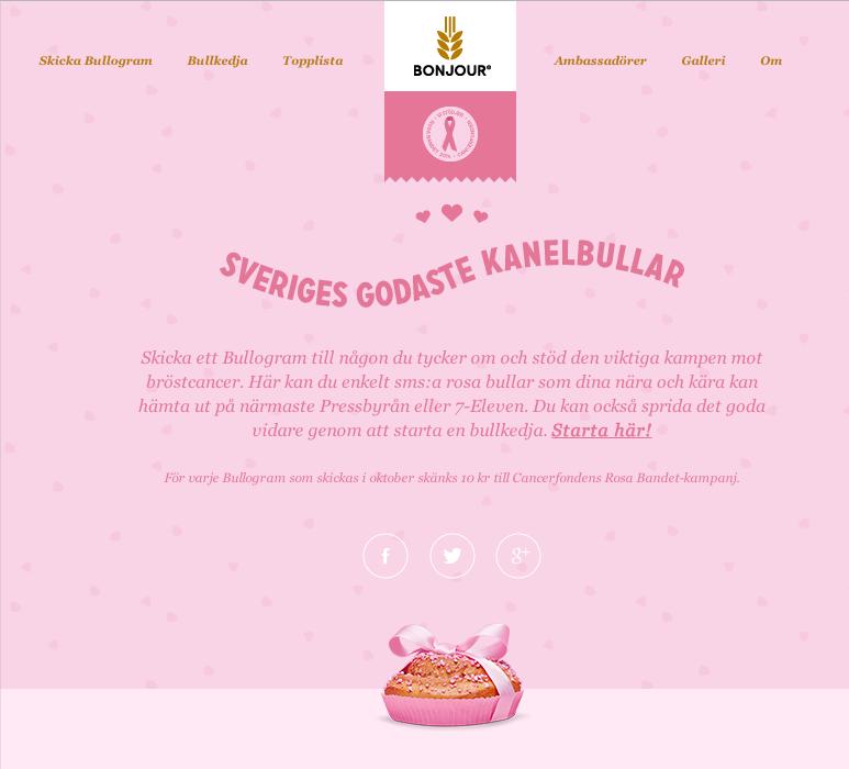 Bullogram.nu - Bonjour / Vaasan - Volontair / State Interactive