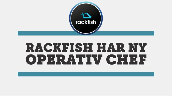 Rackfish har ny operativ chef