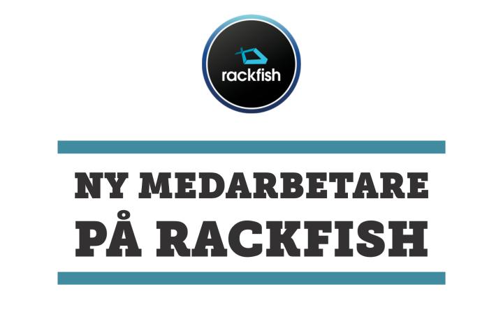 Rackfish växer med ny medarbetare