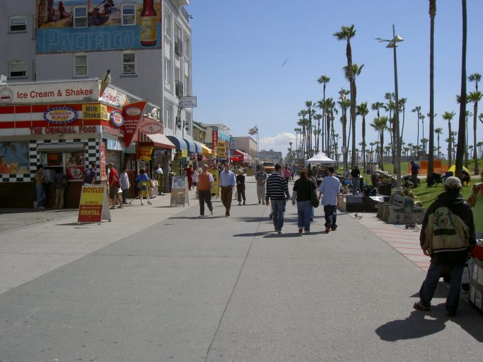 Venice Beache promeande